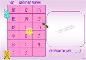 11 images aftelkalender