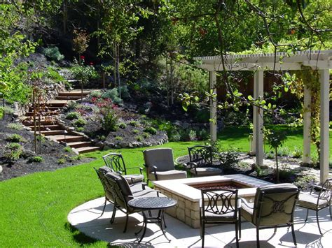 backyard landscape ideas backyard landscape ideas with touch for modern
