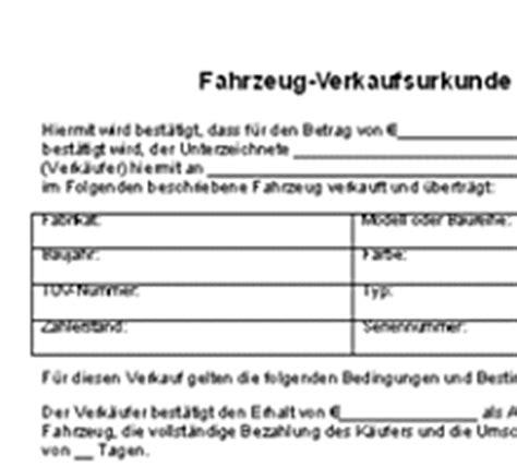 Verkaufsanzeige Auto Vorlage by Word Vorlagen F 252 R Den Autokauf Download Chip