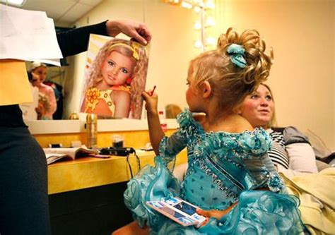 Toddlers And Tiaras Goes A Bit Far by Toddlers Tiaras Controversy Taking Things Far