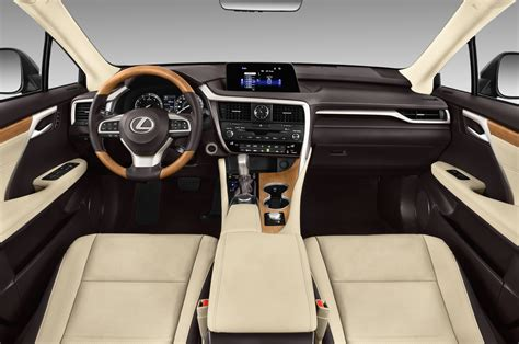 lexus rx interior 2016 lexus rx350 cockpit interior photo automotive com