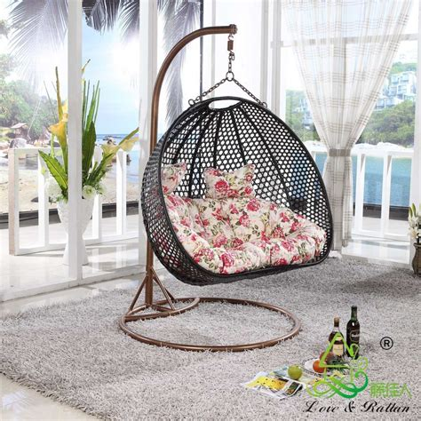 hanging chairs for bedrooms cheap gallery donchilei com egg shaped chair canada island bay resin wicker hanging