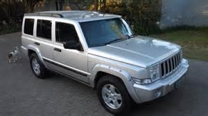 low mileage jeep commander 4 7 v8 91000km heuwelsig