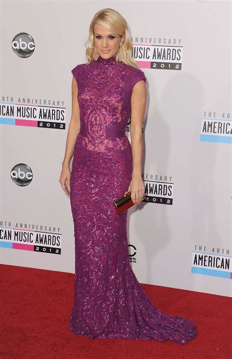 music awards 2012 video carrie underwood american music awards ama 2012 in los