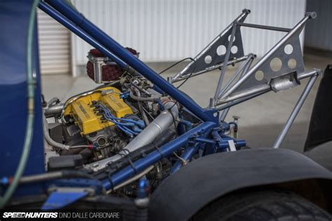 Suzuki Escudo Engine Engined Terrifying A Suzuki Speedhunters