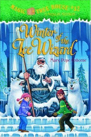 winterhouse books winter of the wizard by pope osborne
