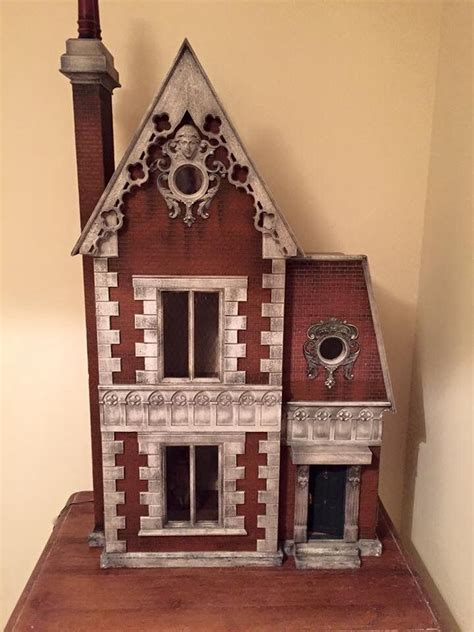 gothic dolls house the 1302 best images about dolls houses and miniatures on pinterest miniature rooms