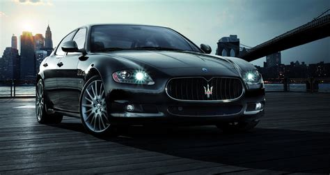 Stallion Maserati Quattroporte Luxury Sedan