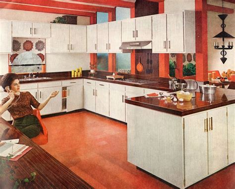 50s Kitchen Cabinets a brief history of the kitchen porch advice