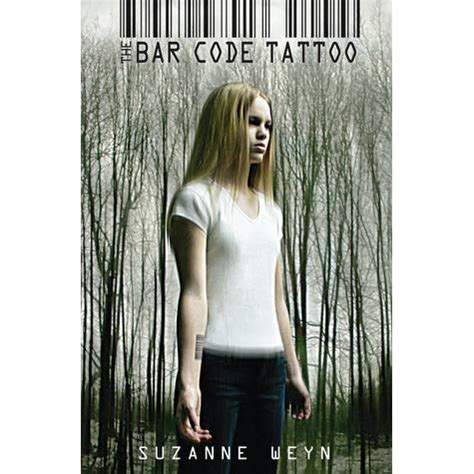 the barcode tattoo the bar code bar code 1 by suzanne weyn
