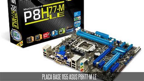 Vaikoo Vi H77 Pro Lga1155 H77 Ddr3 by Pccomercial Placa Base 1155 Asus P8h77 M Le