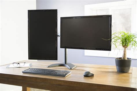 dual monitor desk stand dual monitor desk stand whitevan