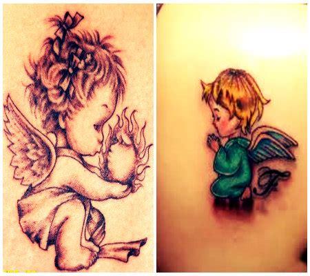 tatuajes de angeles fotos dibujos y tattoos tatuajes bonitos y peque 241 os para todos los gustos