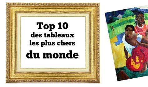 canapé le plus cher du monde top 15 des tableaux les plus chers du monde en tout cas