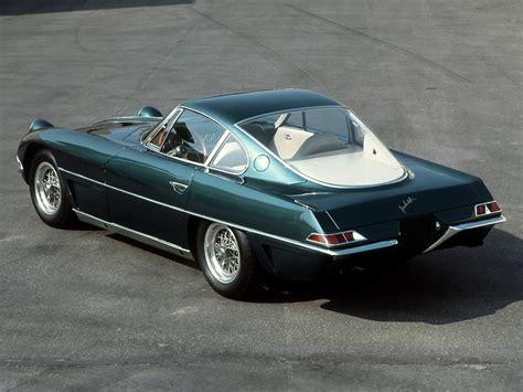 lamborghini 350 gtv fab wheels digest f w d 1963 lamborghini 350 gtv concept