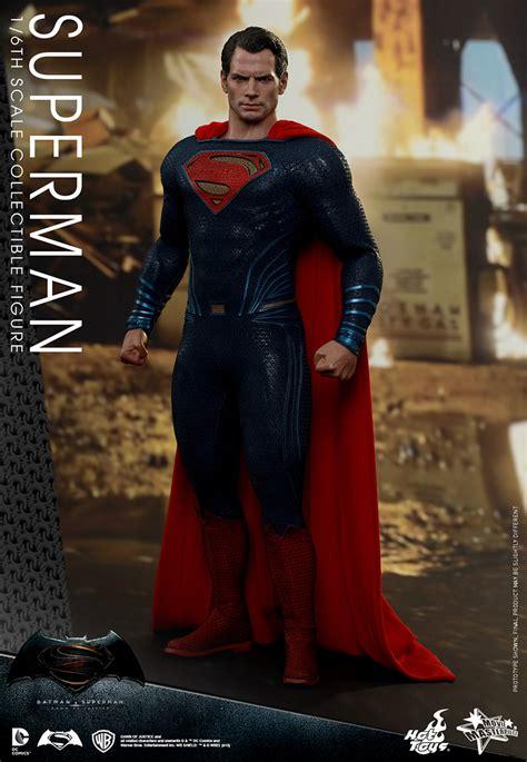 Batman V Superman 3 batman v superman of justice 1 6th scale superman