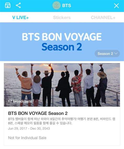 bts bon voyage season 1 bts bon voyage season in hawaii download lengkap
