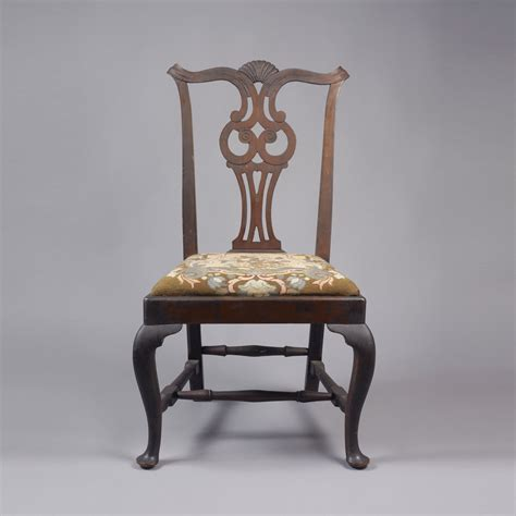 Chippendale Chairs by Transitional Chippendale Chair Jeffrey Tillou Antiques