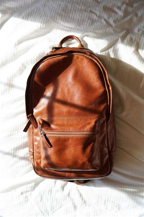 S Leather Backpack Brown 25 best ideas about leather backpacks on