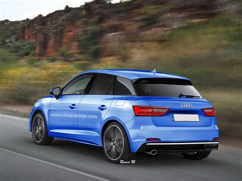 Audi A1 Neu by New Audi A1 To Be More Dynamic Than Before Carscoops