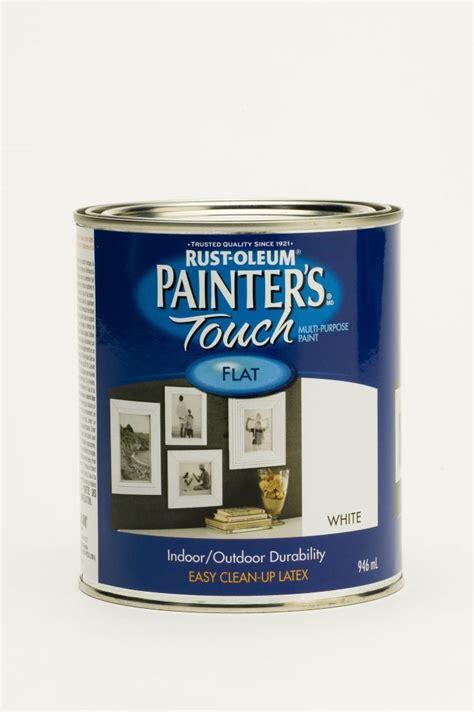painter s touch painter s touch multi purpose paint flat
