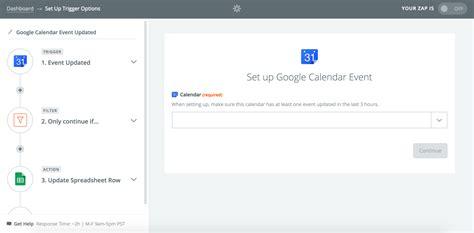 Integrate Spreadsheet With Calendar by Spreadsheet Calendar Picker Buff