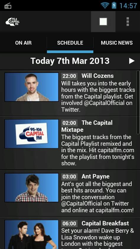 fm radio app for android capital fm radio app android apps on play