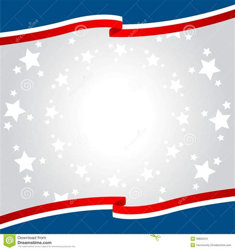 Patriotic Background Stock Vector Image 39825012 Hq Free Patriotic Powerpoint