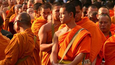 Criminal Record Check Thailand Thailand To Check Monks Bad Habits With Smart Id Cards Free Malaysia Today
