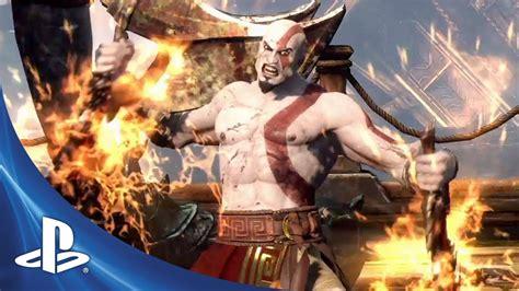 god of war film premiera god of war ascension single player world premiere youtube