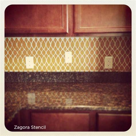 wall stencils for kitchen backsplash memes