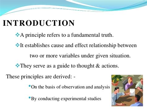 Principles Of Management Notes For Mba by 14 Principles Of Management
