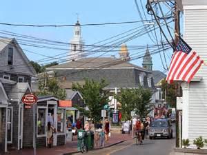 Patio Structure Provincetown Cape Cod Massachusetts Destination Main