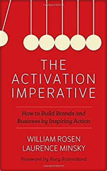 the activation imperative how to build brands and