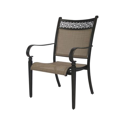 Patio Chair Lowes by Garden Treasures Patio Chairs Styles Pixelmari