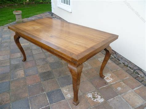 Walnut Kitchen Table by Antique Walnut Dining Kitchen Table Antiques Atlas