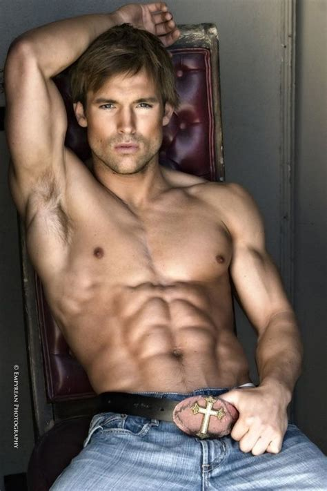 Hot Guy Wow Muscled Male Abs Pinterest