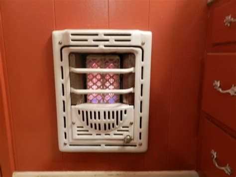 gas bathroom heater gas bathroom heater the texas pioneer woman heating our