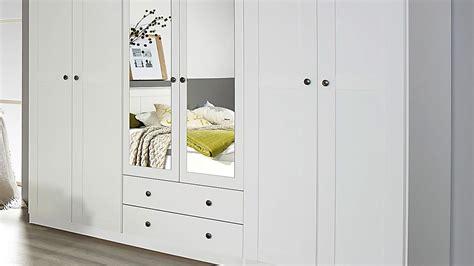 Schlafzimmer Bett Schrank by Schlafzimmer 2 Rosenheim Bett Schrank Nachttisch In Wei 223