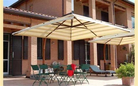 ombrelloni da terrazzo prezzi ombrelloni antivento
