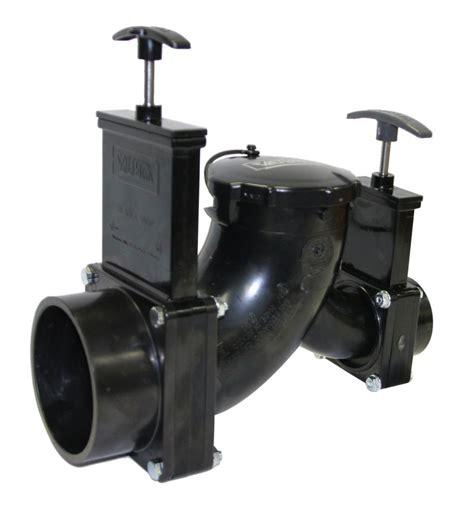 Rv Plumbing by Valterra Rotating Waste Valve 3 Quot Hub X 1 1 2 Quot Hub
