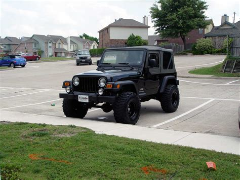 Jeep Tj Photos Jeep Tj Picture 13 Reviews News Specs Buy Car