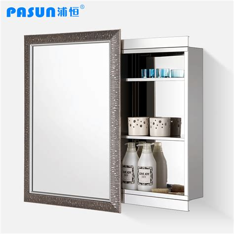 bathroom sliding mirror cabinet bathroom mirror storage promotion online shopping for