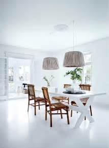 White Interior Homes by All White Interior Design Of The Homewares Designer Home
