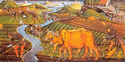 casa clero roma la agricultura en la edad media historia universal