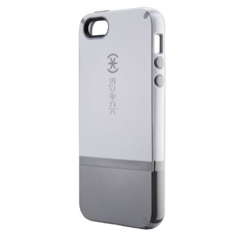 Speck Candyshell Flip Series Dockable For Iphone 5 Original 1 speck products candyshell flip dockable for iphone se 5 5s white pebble grey peacock blue