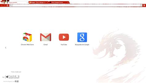 theme google chrome apple guild wars 2 chrome theme mac by thorzilla on deviantart