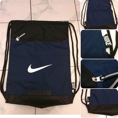 Harga Nike Gymsack tas nike team gymsack 2013 navy original murah