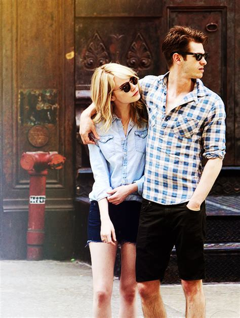 emma stone andrew garfield andrew garfield tumblr image 922400 by korshun on