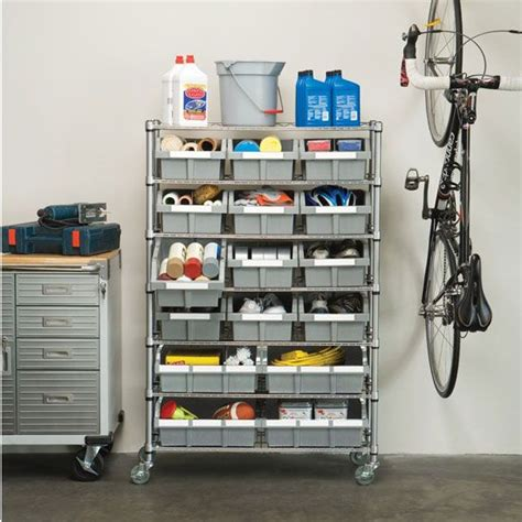 Garage Parts Storage Ideas Organize The Parts In Your Office Garage Or Worksop With